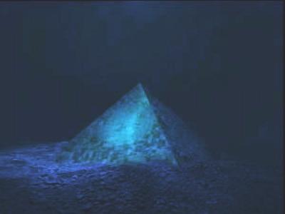La Atlántida hallada: esfinges y pirámides gigantes en el triangulo de las Bermudas